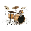 PDP Concept Maple Shell Pack - 3-Piece - Natural LacquerConcept Maple Shell Pack - 3-Piece - Natural Lacquer