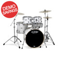 PDP Mainstage 5-piece Drum Set with Hardware and Zildjian Cymbals - Gloss WhiteMainstage 5-piece Drum Set with Hardware and Zildjian Cymbals - Gloss White