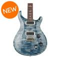 PRS Paul's Guitar Figured Top with Gen III Tremolo - Faded Whale Blue