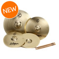 Zildjian Planet Z 3-piece Cymbal Set -14