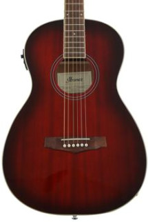 Ibanez PN12EVMS Parlor Performance - Mahogany Top