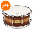 Pork Pie Percussion USA Maple Snare Drum - 6.5