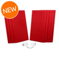 Auralex Anniversary ProPanel Kit 1 - RedAnniversary ProPanel Kit 1 - Red