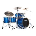 Tama Starclassic Performer B/B Shell Pack - 5-piece - Vintage Blue Sparkle