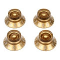 Gibson Accessories Top Hat Knobs - Gold