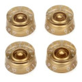 Gibson Accessories Speed Knobs - Gold