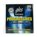 GHS PRXL Progressives Roundwound Extra Light Electric Guitar Strings