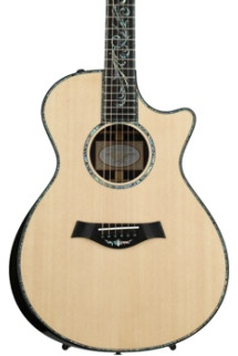 Taylor PS12ce - Natural with ES2 Pickup System