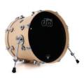 DW Performance Series Bass Drum - 14x18 - Natural LacquerPerformance Series Bass Drum - 14x18 - Natural Lacquer