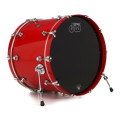 DW Performance Series Bass Drum - 18x22 - Candy Apple LacquerPerformance Series Bass Drum - 18x22 - Candy Apple Lacquer