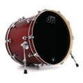 DW Performance Series Bass Drum - 18x22 - Tobacco Satin OilPerformance Series Bass Drum - 18x22 - Tobacco Satin Oil