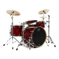 DW Performance Series 3-piece Rock Shell Pack  - Cherry Stain LacquerPerformance Series 3-piece Rock Shell Pack  - Cherry Stain Lacquer