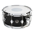 DW Performance Series Snare Drum - 6.5x14 - Gloss Black Finish PlyPerformance Series Snare Drum - 6.5x14 - Gloss Black Finish Ply