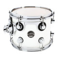 DW Performance Series Mounted Tom 7x8 - White Ice LacquerPerformance Series Mounted Tom 7x8 - White Ice Lacquer