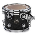 DW Performance Series Mounted Tom - 8x10 - Black Diamond Finish PlyPerformance Series Mounted Tom - 8x10 - Black Diamond Finish Ply