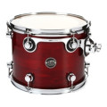 DW Performance Series Mounted Tom 10x13 - Cherry Stain LacquerPerformance Series Mounted Tom 10x13 - Cherry Stain Lacquer