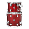 DW Performance Series 2-piece Bop Tom Pack - Cherry Stain LacquerPerformance Series 2-piece Bop Tom Pack - Cherry Stain Lacquer
