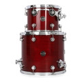 DW Performance Series 2-Piece Tom Pack - Cherry Stain LacquerPerformance Series 2-Piece Tom Pack - Cherry Stain Lacquer