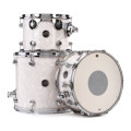 DW Performance Series 3-piece Tom/Snare Pack - White Marine Finish PlyPerformance Series 3-piece Tom/Snare Pack - White Marine Finish Ply