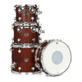 DW Performance Series 4-piece Tom /Snare Pack - Tobacco Satin OilPerformance Series 4-piece Tom /Snare Pack - Tobacco Satin Oil