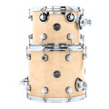 DW Performance Series 2 Piece Bop Tom Pack - Natural LacquerPerformance Series 2 Piece Bop Tom Pack - Natural Lacquer