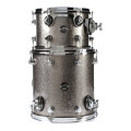 DW Performance Series 2-Piece Bop Tom Pack - Titanium Sparkle Finish PlyPerformance Series 2-Piece Bop Tom Pack - Titanium Sparkle Finish Ply
