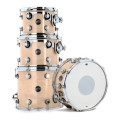 DW Performance Series 4-piece Tom/Snare Pack  - Natural LacquerPerformance Series 4-piece Tom/Snare Pack  - Natural Lacquer
