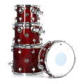 DW Performance Series 4-piece Tom/Snare Pack  - Cherry Stain LacquerPerformance Series 4-piece Tom/Snare Pack  - Cherry Stain Lacquer