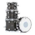 DW Performance Series 4-piece Tom/Snare Pack - Gun Metal Metallic LacquerPerformance Series 4-piece Tom/Snare Pack - Gun Metal Metallic Lacquer