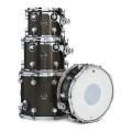 DW Performance Series 4-Piece Tom/Snare Pack - Pewter Sparkle Finish PlyPerformance Series 4-Piece Tom/Snare Pack - Pewter Sparkle Finish Ply