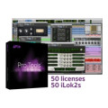 Avid Pro Tools 12 Software for Educational Institutions 50-pack (boxed - includes iLok)Pro Tools 12 Software for Educational Institutions 50-pack (boxed - includes iLok)