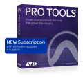 Avid Pro Tools 12 Software Annual Subscription (boxed)