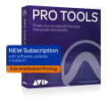Avid Pro Tools 12 Software for Educational Institutions Annual Subscription (download)