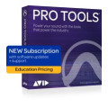 Avid Pro Tools 12 Software for Students/Teachers Annual Subscription (download)