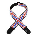 Planet Waves 50A11 50mm Union Jack Woven Guitar Strap50A11 50mm Union Jack Woven Guitar Strap