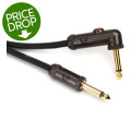 D'Addario Planet Waves Latching Circuit Breaker Cable - 10' Right Angled