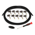 Planet Waves PW-GPKIT-10 Pedalboard Cable Kit