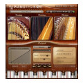 MODARTT Concert Harp for PianoteqConcert Harp for Pianoteq