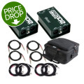 Radial ProD2 Passive Stereo DI 2-pack PackageProD2 Passive Stereo DI 2-pack Package