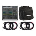 Mackie ProFX12v2 12-channel Mixer PackageProFX12v2 12-channel Mixer Package