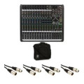 Mackie ProFX16v2 16-channel Mixer PackageProFX16v2 16-channel Mixer Package