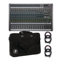 Mackie ProFX22v2 22-channel Mixer PackageProFX22v2 22-channel Mixer Package