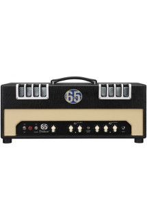 65amps Producer 6L 28-watt Handwired Tube Head with 6L6 Tubes