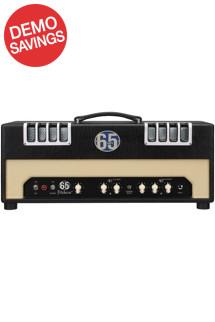 65amps Producer EL 28-watt Handwired Tube Head with EL34 Tubes