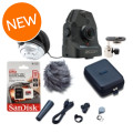 Zoom Q2n Handy Video Recorder - 1080p Camcorder Starter PackQ2n Handy Video Recorder - 1080p Camcorder Starter Pack