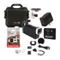 Zoom Q4n Handy Video Camera Starter Package