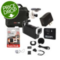 Zoom Q4n Handy Video Camera Starter PackageQ4n Handy Video Camera Starter Package