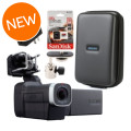 Zoom Q8 HD Camcorder Starter Package