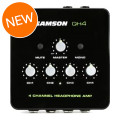 Samson QH4 4-Ch Headphone AmplifierQH4 4-Ch Headphone Amplifier