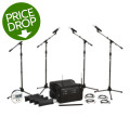 Shure QLXD2/SM58 Complete Wireless Handheld Microphone SystemQLXD2/SM58 Complete Wireless Handheld Microphone System